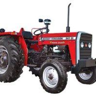 Massey tractor 241
