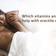 Which vitamins and minerals can help with erectile dysfunction