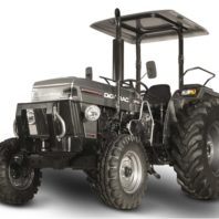 Digitrac Tractor in India - Premium Package of Features
