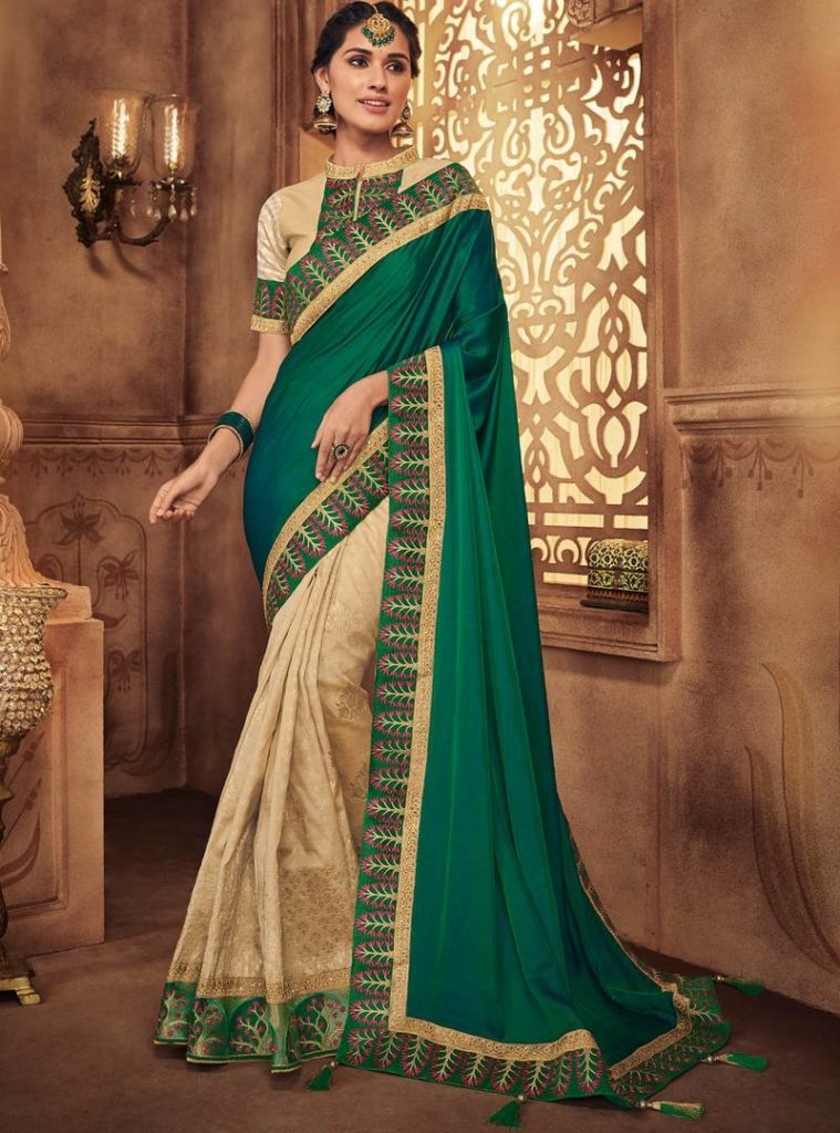Half Sarees Online Collection