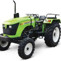Preet tractor
