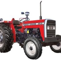 Massey Ferguson Tractor - A Farming Excellence Machine in India