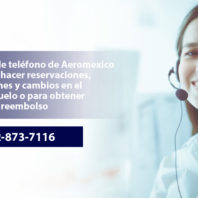 Aeroemexico telefono