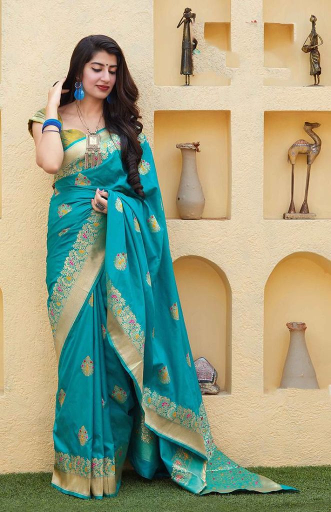 Banarasi Silk Saree Collection