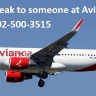 How do I speak to someone at Avianca