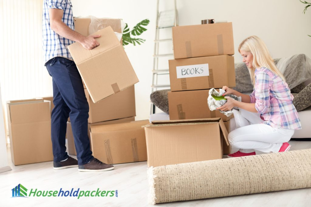 top 5 packers and movers from Delhi to Hyderabad