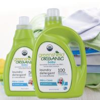 organic laundry detergents