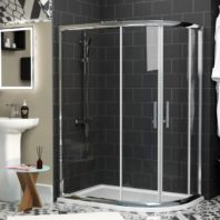 800mm Quadrant Shower Enclosure