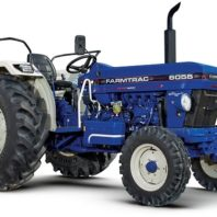 Farmtrac Champion , Farmtrac 6055 Powermaxx