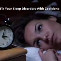 Fix Your Sleep Disorders With Zopiclone