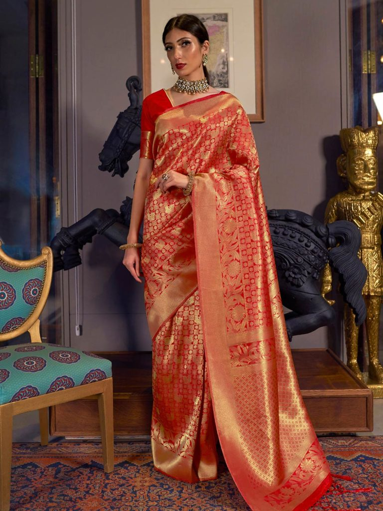 Kanchipuram Silk Saree Online Shopping