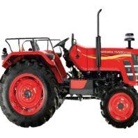 Mahindra 4WD Tractor