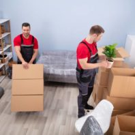 House Movers in Bradford