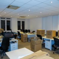 office removals Leeds