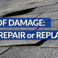 roof damage repair