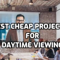 Better Viewing Experience with Daylight Projectors