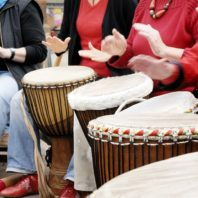 Cheap hand Drums