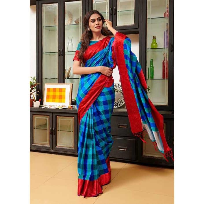 Designer Silk Sarees Online