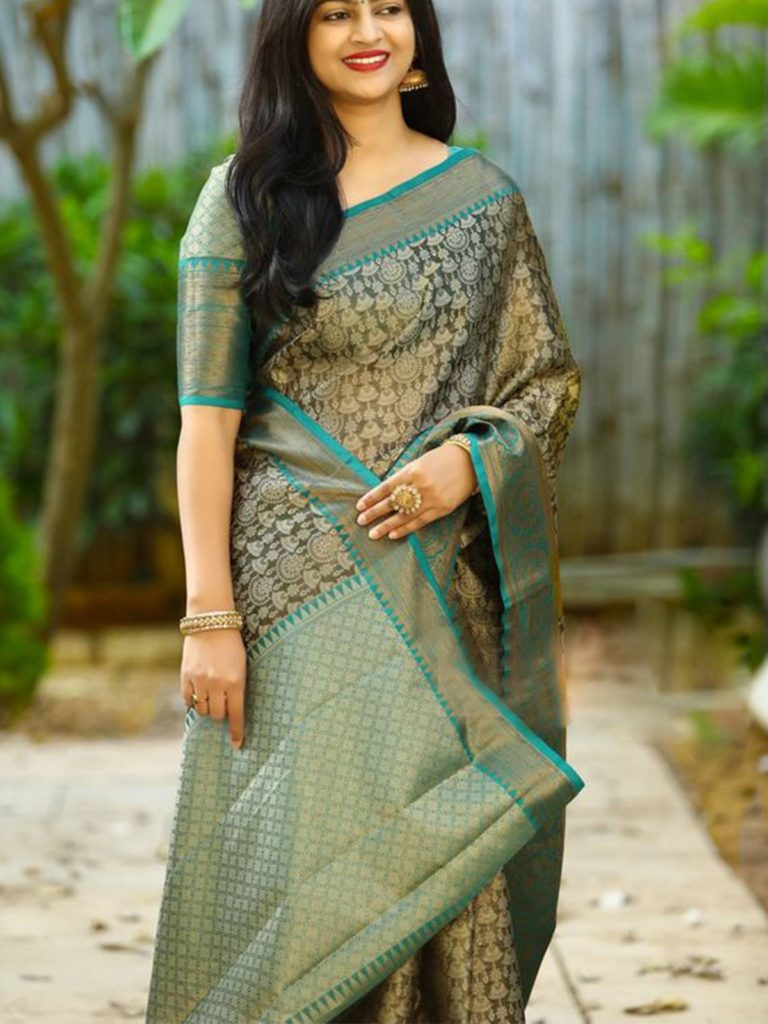 Light Weight Party Wear Sarees Online