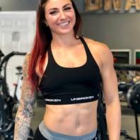 Women's gym clothes