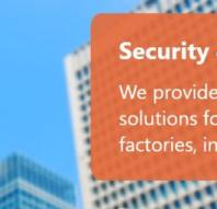 Security & Surveillance Systems   Cascadeworld