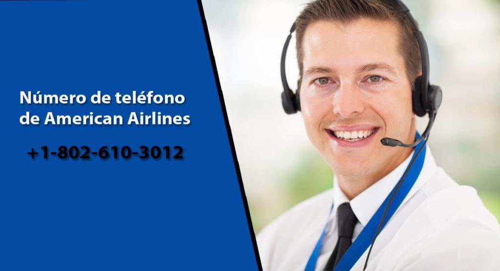 American Airlines telefono